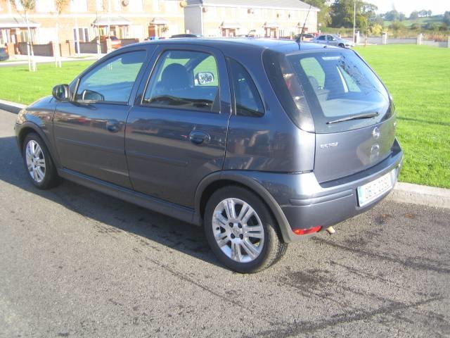 2006 Opel Corsa 12 Twinport Petrol For Swap in Meath from mad dave