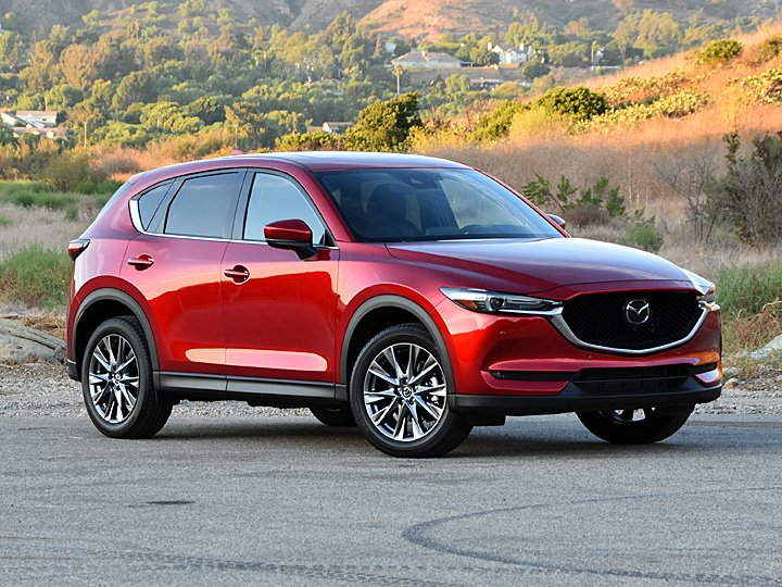 2019 Mazda CX-5 Signature Review | Expert Reviews | J.D. Power