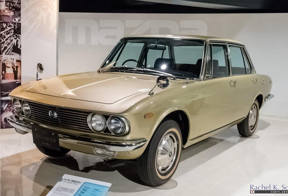 Mazda Luce 1500, Mazda Museum | The Mazda Luce (Luce is Ital… | Flickr