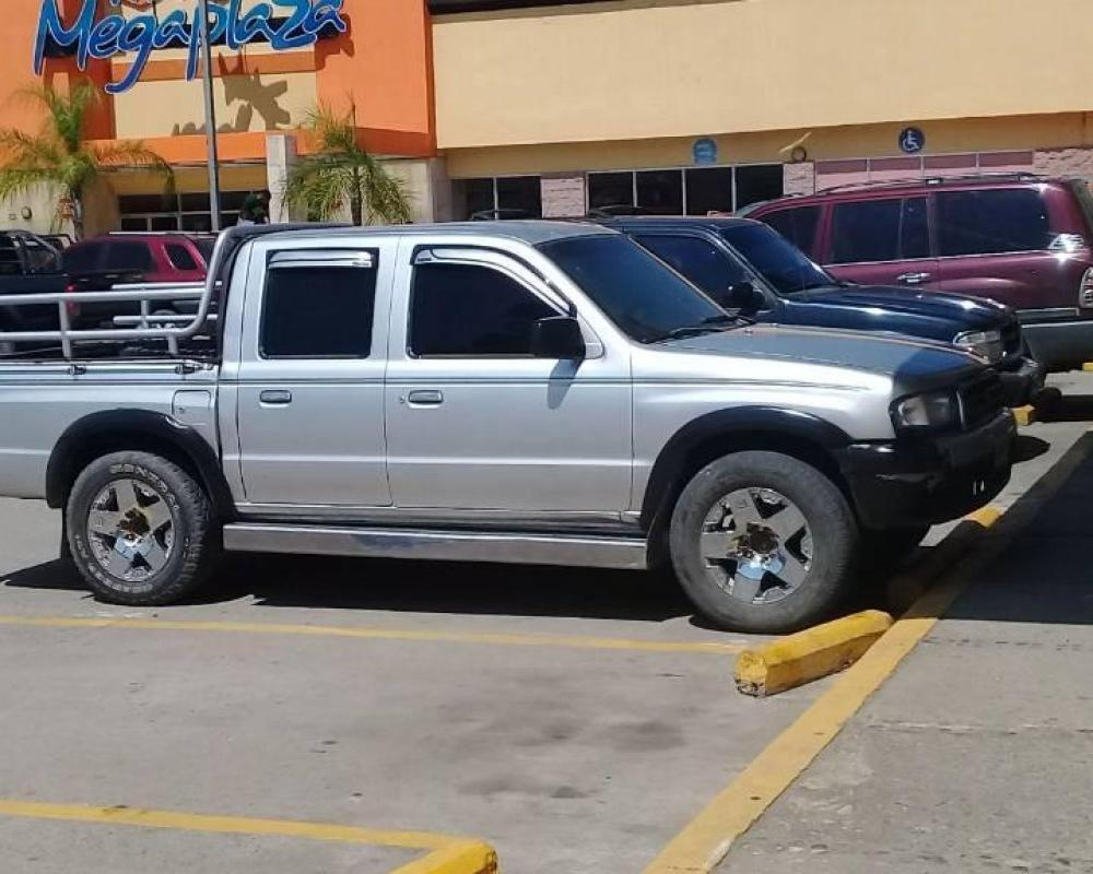 Used Car | Mazda B-Series Pickup Honduras 2003 | Mazda b2900 disel ...
