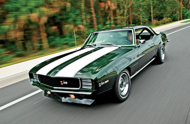 1969 Chevrolet Camaro Z28 - Z-Lite (With images) | Chevy ...