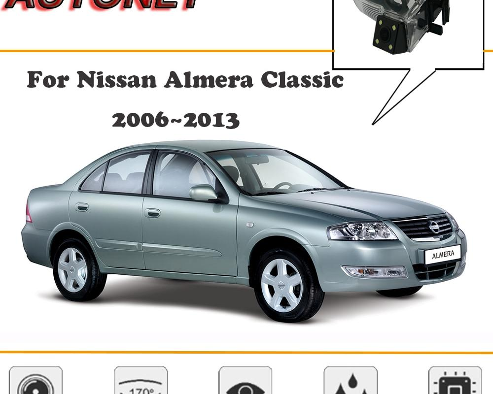 AUTONET Rear View camera For Nissan Almera Classic 2006~2013/CCD ...