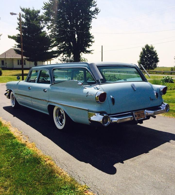 60 Dodge Seneca Wagon | Dodge, Station wagon, Amazing cars
