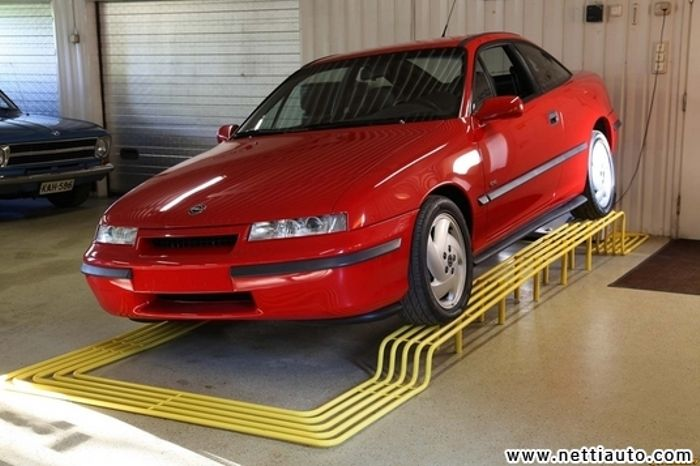1992 Opel Calibra Turbo 4x4 (204 Bhp, 6,8 sec.from 0 - 100 km/h ...