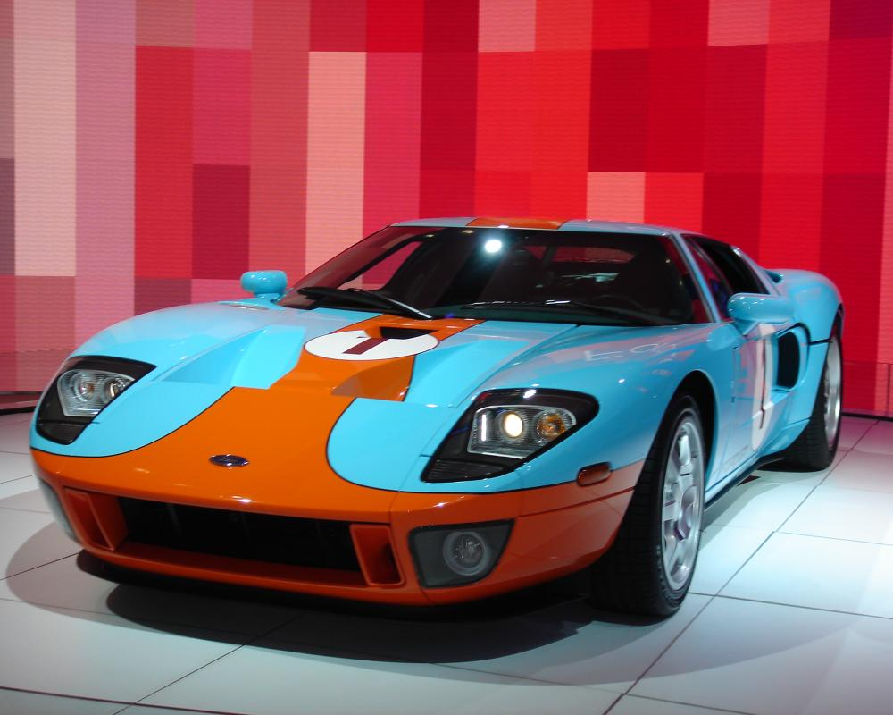 Ford GT – Wikipedia