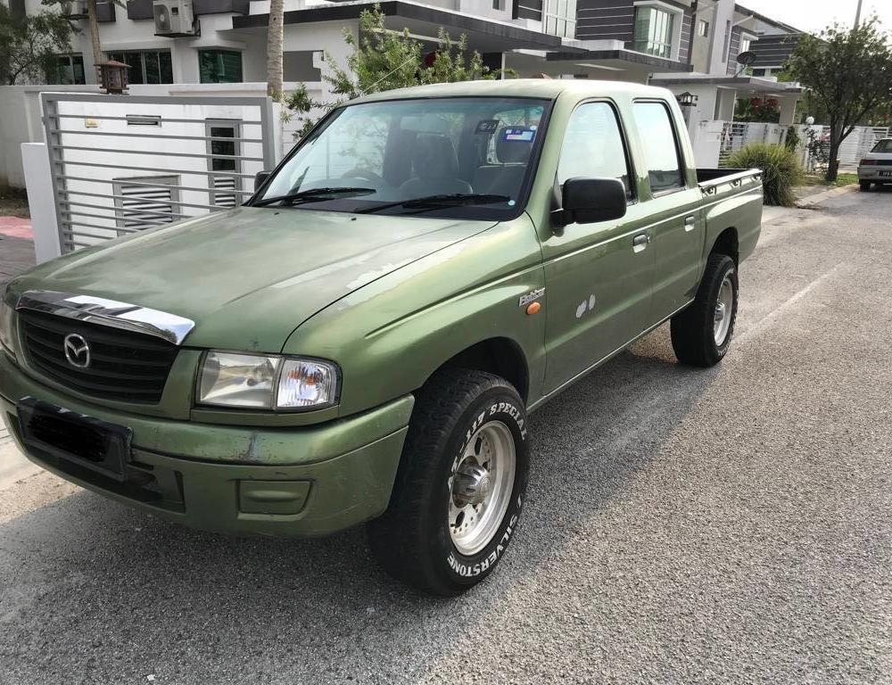 Mazda Fighter B2500 Turbo, Cars, Cars for Sale on Carousell
