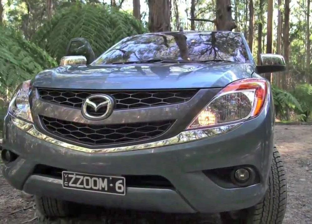 Mazda BT-50 SDX 25 DiTurbo 4x4 - specs, photos, videos and more on ...