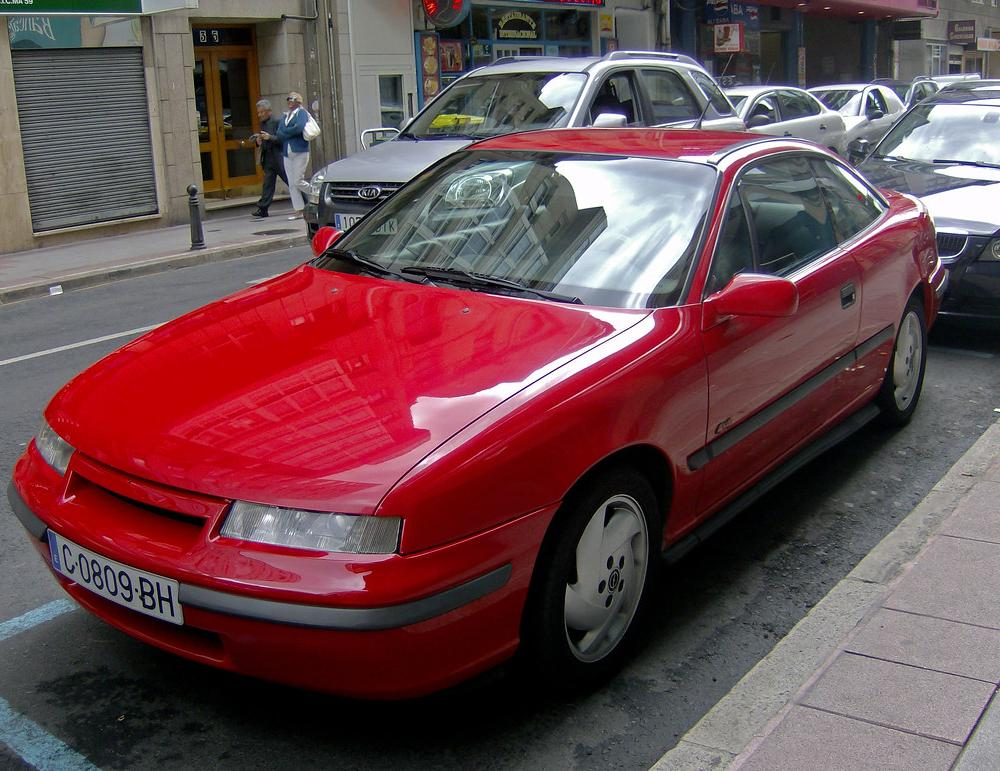 1994 Opel Calibra Turbo 4x4 | FiatTipoElite | Flickr