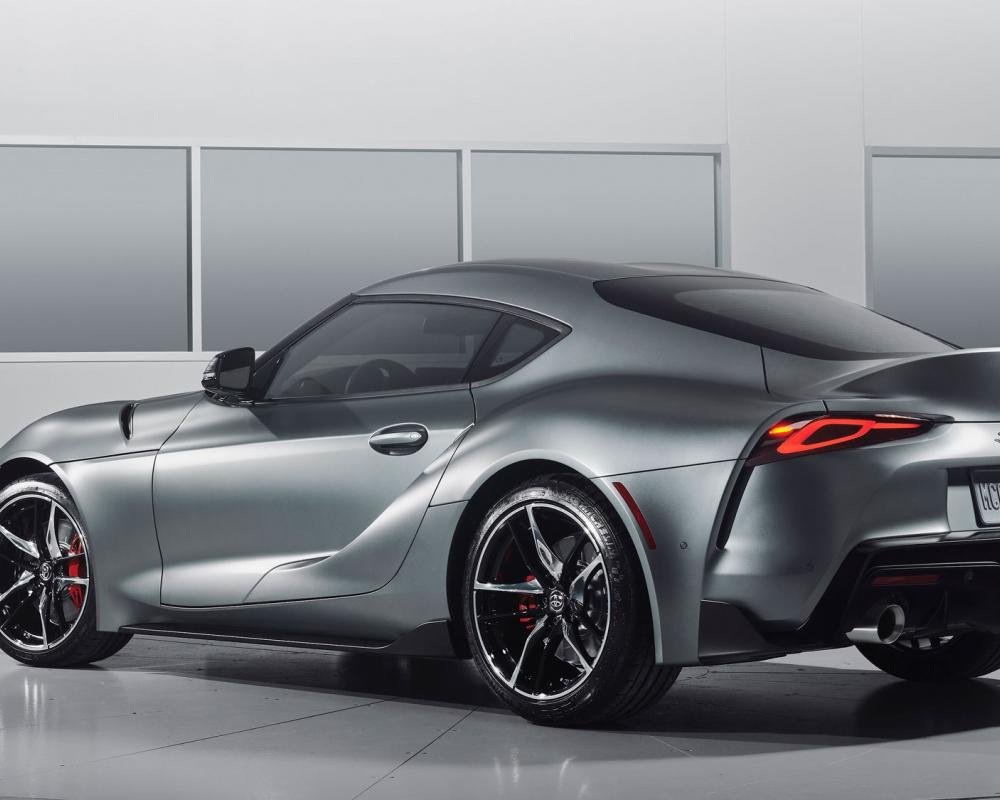 New Toyota Supra: four-cylinder not coming to UK | CAR Magazine