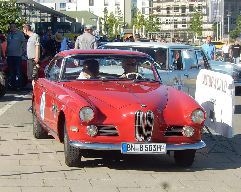 BMW 503 Coupe in Böblingen by bw110 - ExoticsOnRoad.com