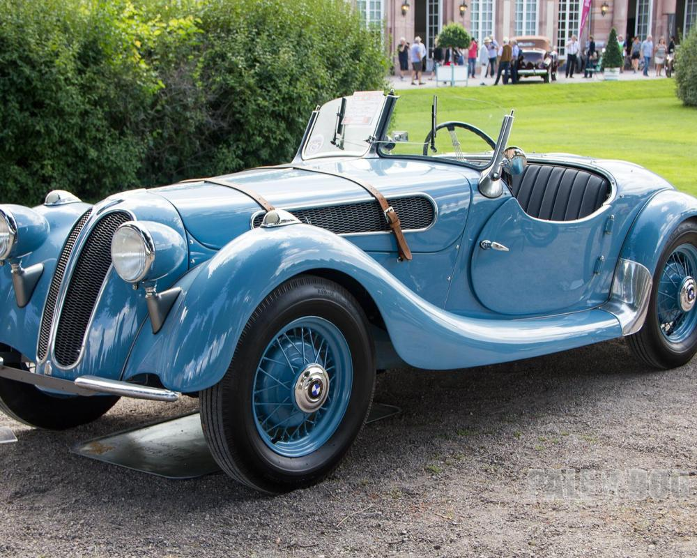 1933 BMW 303 Ihle-Sport Roadster (front view) | Post Vintage ...