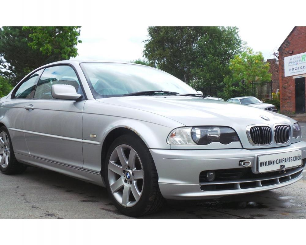 2002 BMW 3 SERIES 318CI SE Coupe (PETROL / MANUAL) breaking for ...