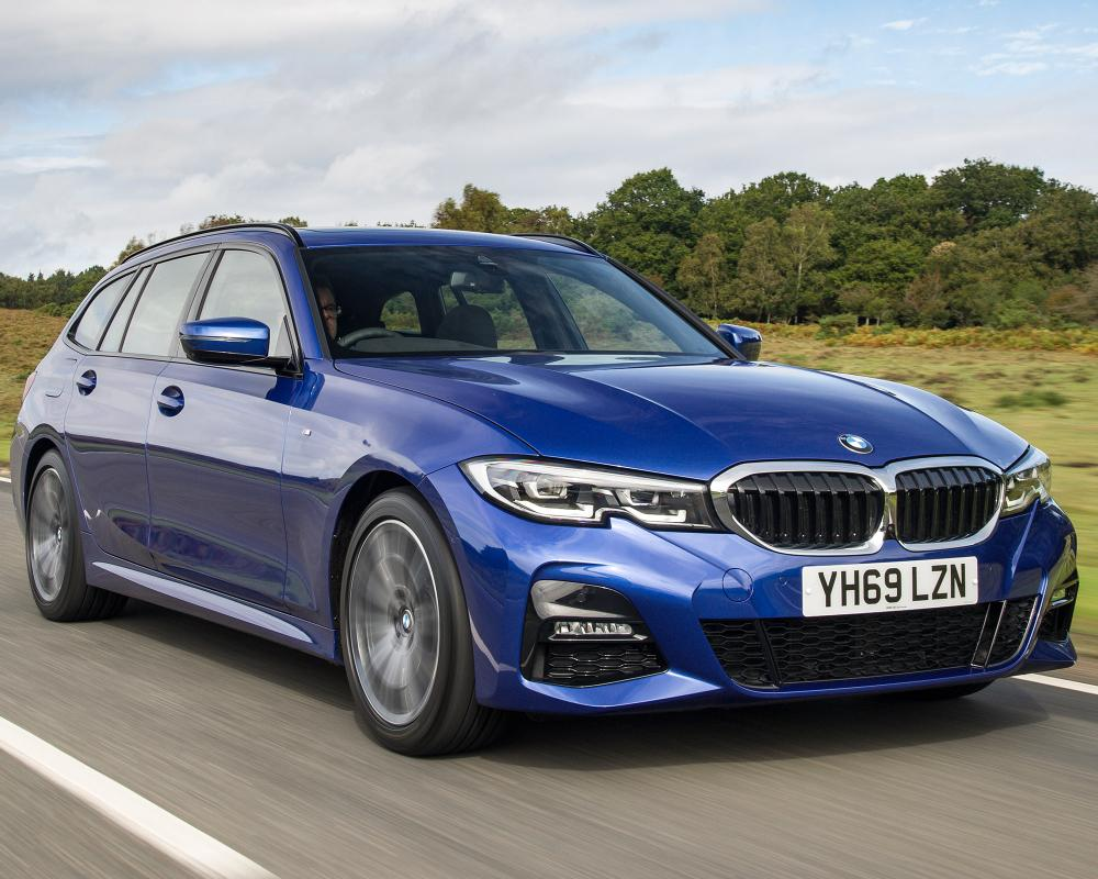 New BMW 3 Series Touring 2019 review | Auto Express