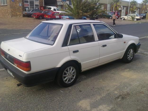 Mazda 323 1.6 Sedan for Sale for Sale in Cape Town, Western Cape ...