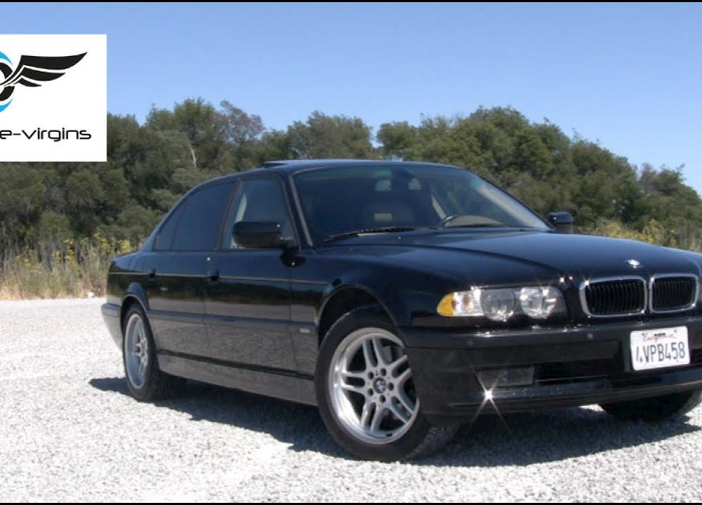 2001 BMW 740il Road Test and Review - YouTube