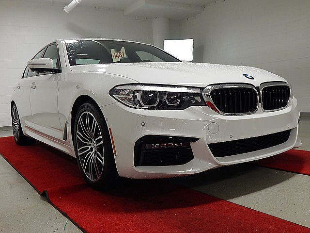 Loaner 2019 BMW 540i xDrive 540i xDrive 4dr Car in Merriam ...