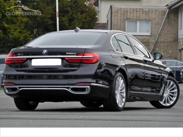 BMW 730d xDrive HUD Laserlicht Kamera Surround View Ge | Autos ...