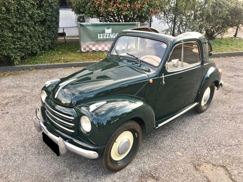 1953 Fiat 500 Topolino is listed For sale on ClassicDigest in ...