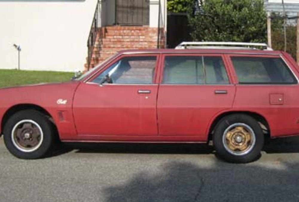 1978 Dodge Colt Station Wagon