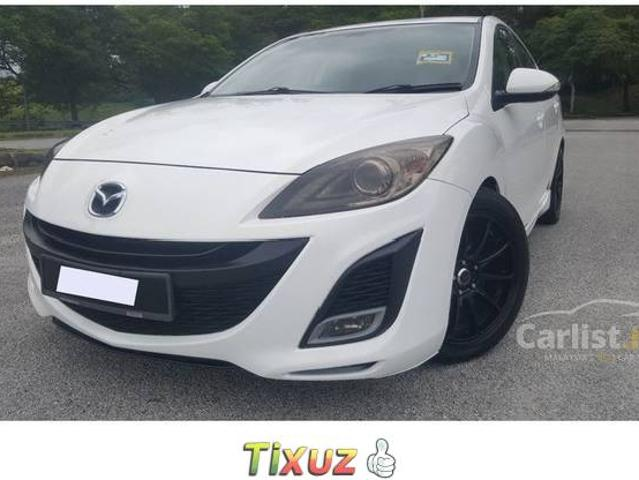 Mazda 3 Used Cars in Serdang - Mitula Cars