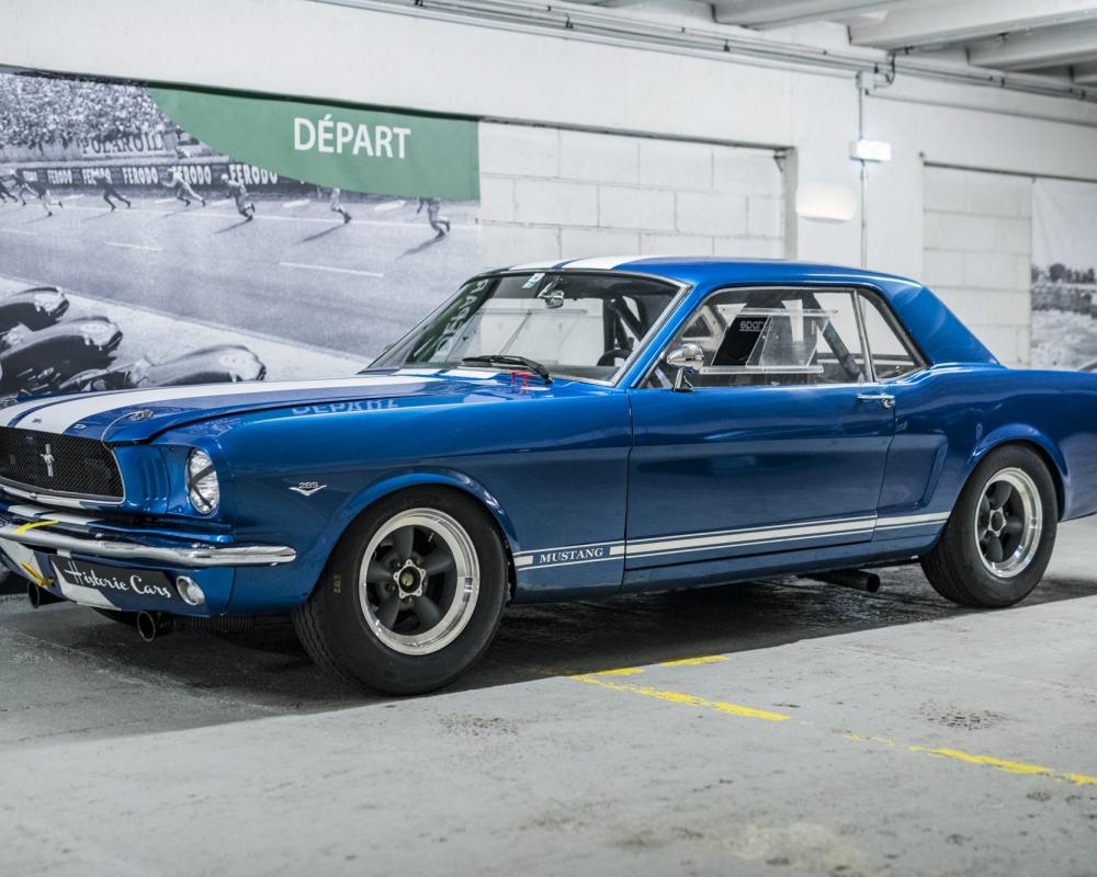 1965 Ford Mustang - COUPE FIA | Classic Driver Market