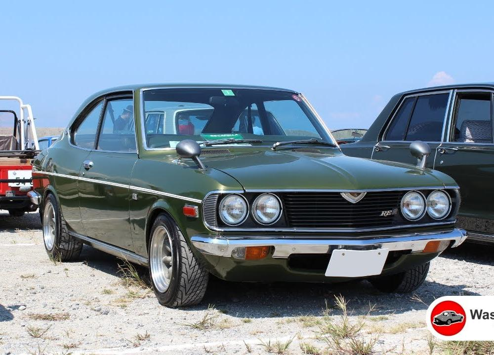 This is HOT! A 1974 Mazda Capella (RX2) GS-II - 12A Rotary Powered ...