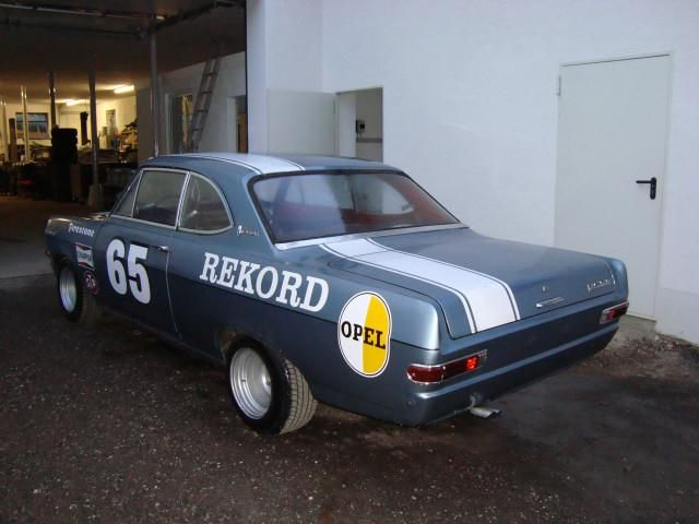 Opel Rekord A & B: for sale: Opel Rekord Record A Coupe Tuning H ...