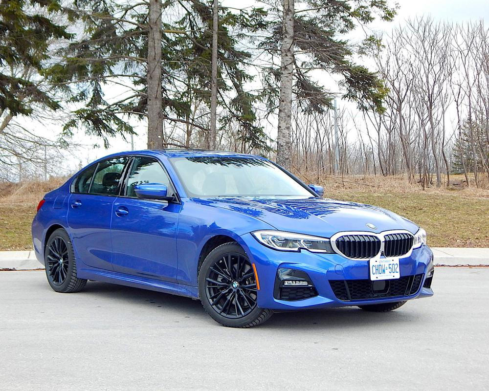 Car Review: 2019 BMW 330i xDrive | Driving