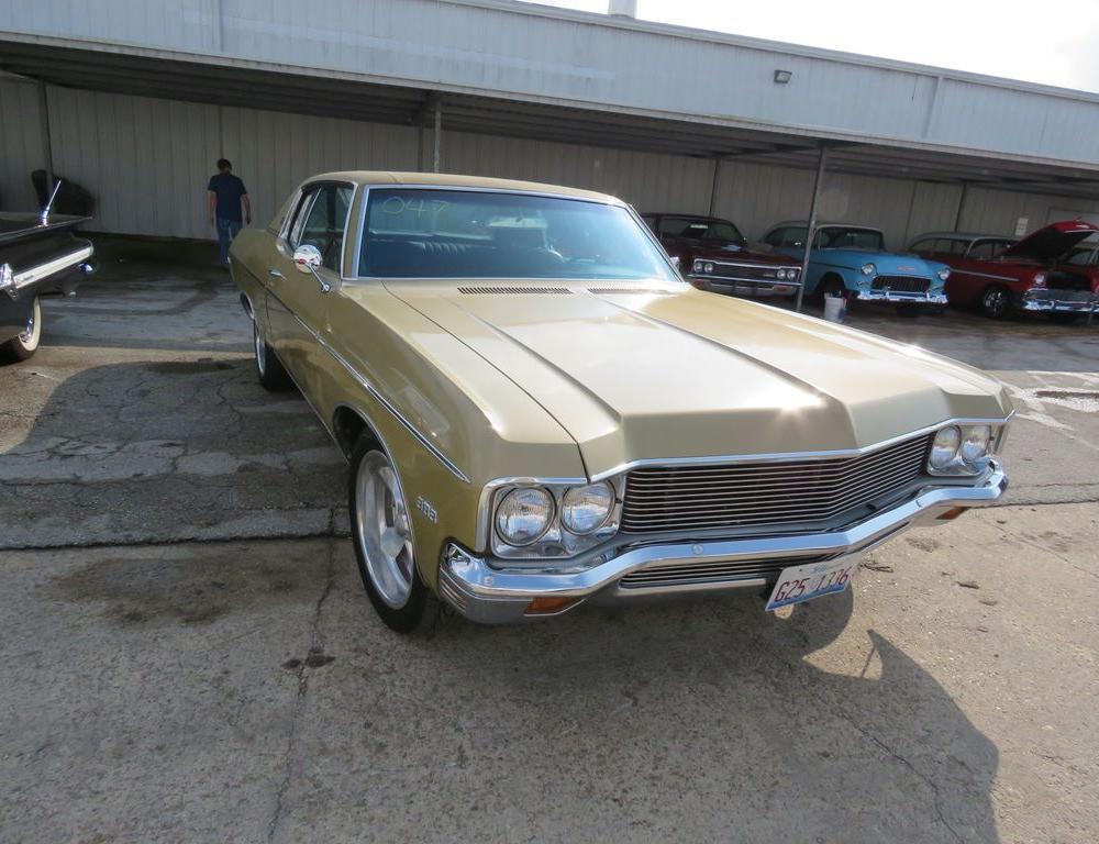1970 Chevrolet Impala 2dr HT | Collector Cars Classic & Vintage ...