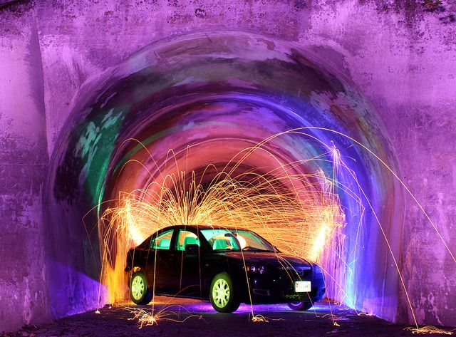 Mazda 3 Light Painting (With images) | Mazda, Mazda 3, Light painting