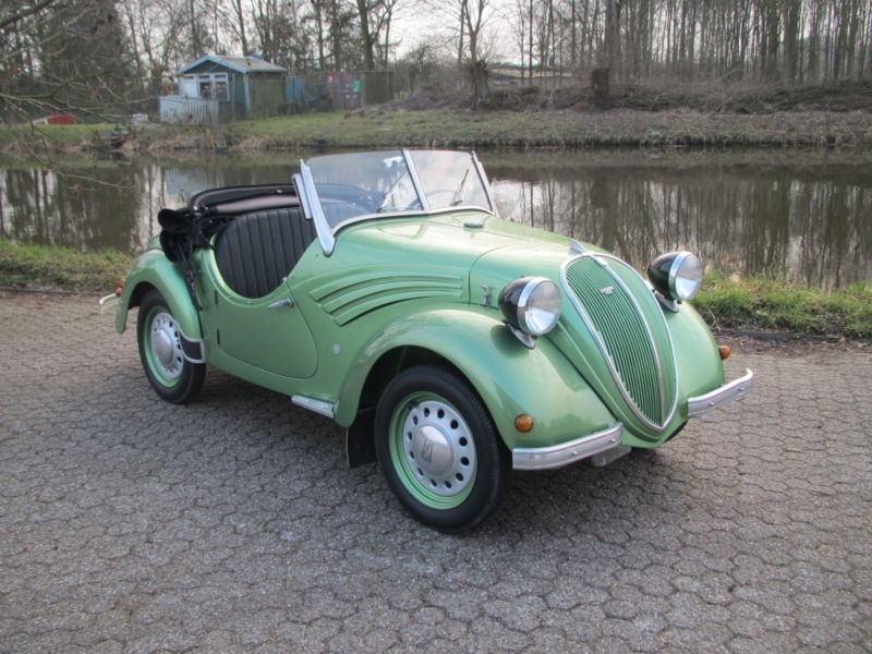 1939 Fiat 500 Topolino is listed For sale on ClassicDigest in ...