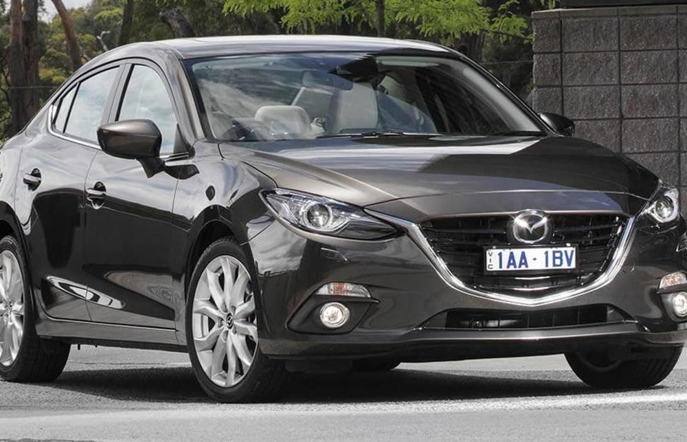 Mazda 3 SP25 GT 2016 review: snapshot | CarsGuide