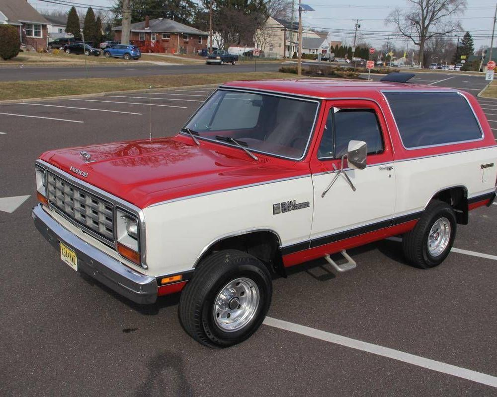 1985 Dodge Ram Charger Prospector (With images) | Dodge, Dodge ram ...