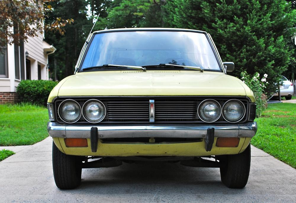 1972 Dodge Colt Station Wagon 1.6L Share Facebook Twitter ...