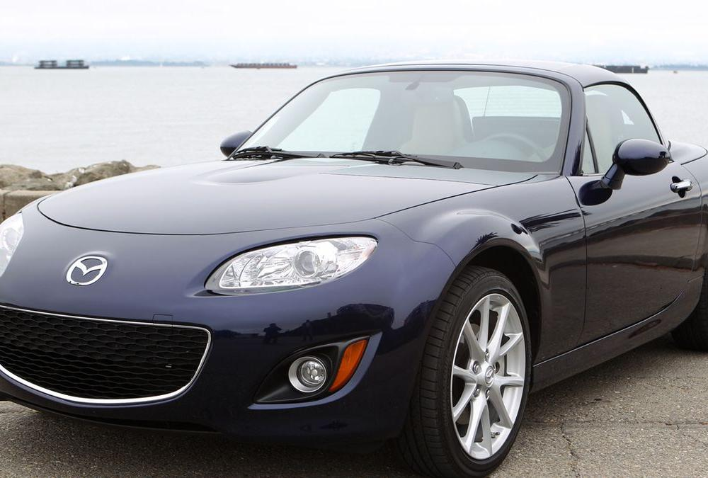 2010 Mazda MX-5 Miata review: 2010 Mazda MX-5 Miata - Roadshow