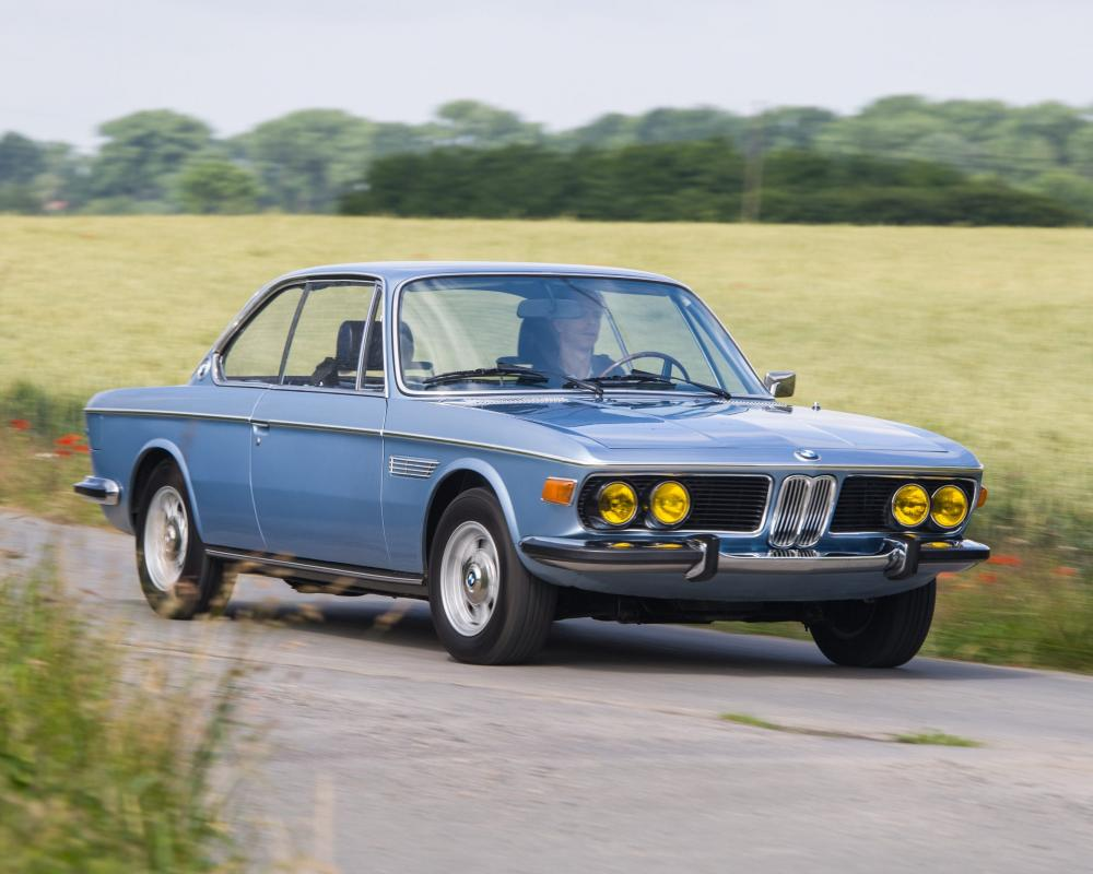 The BMW 3.0 CSi: your chance to own a rare postwar find