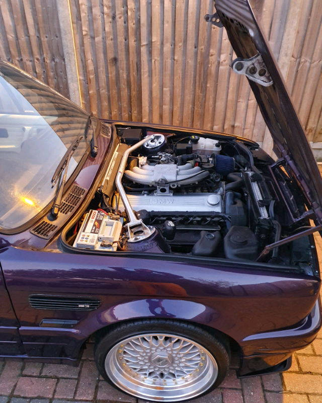 BMW E30 327i Convertible | in Ilford, London | Gumtree