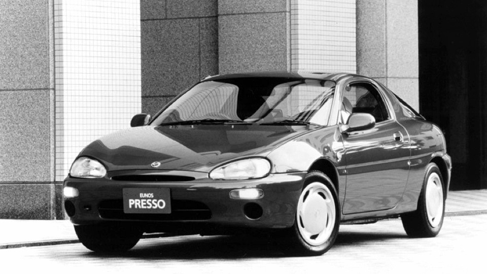 Mazda Eunos Presso. Car reviews from actual car owners with photos ...