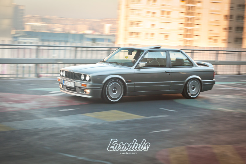 BMW E30 | BMW E30 -M Tech 2, 327i on Ronal Aero 18x8.5 | Eurodubs ...