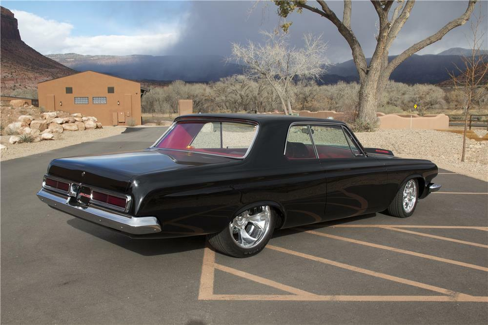 1963 DODGE POLARA CUSTOM 2 DOOR