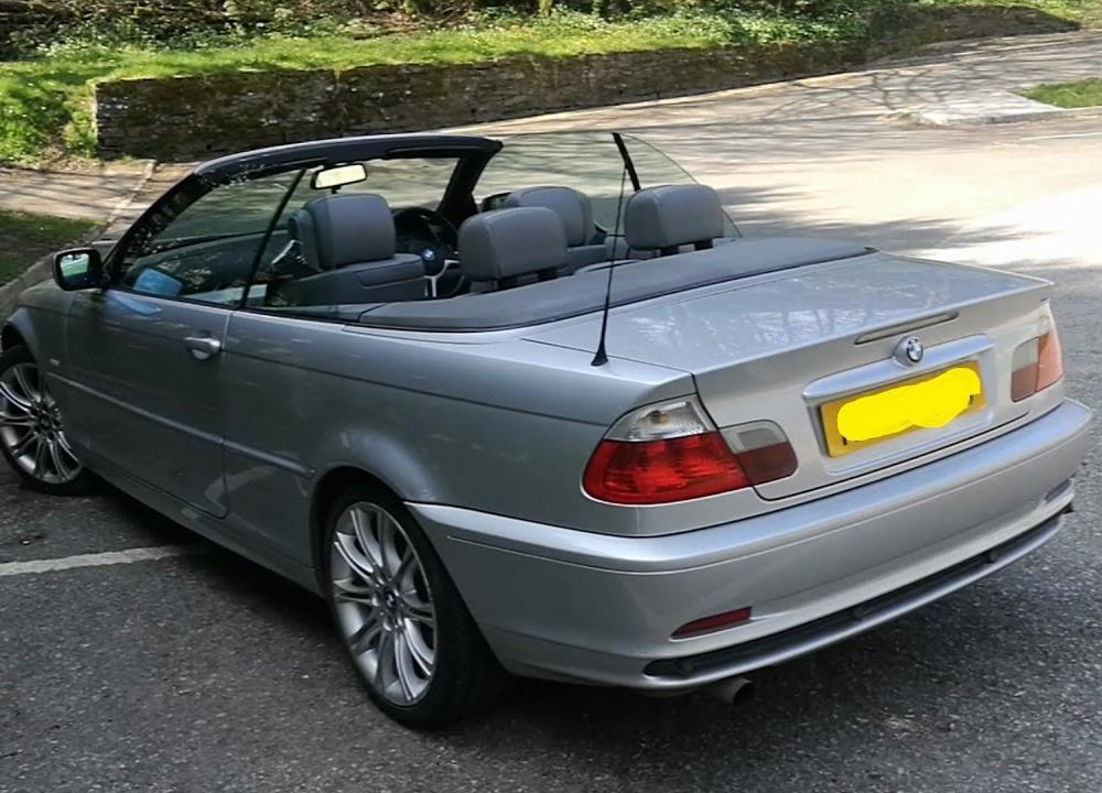 2002 BMW 318Ci CONVERTIBLE - REVIEW AND THOUGHTS - YouTube