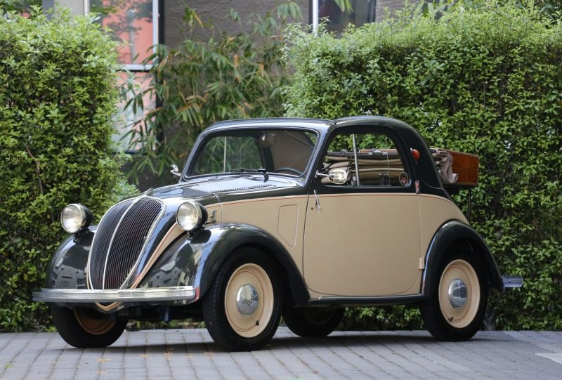 1947 Fiat 500 Topolino is listed Verkauft on ClassicDigest in ...