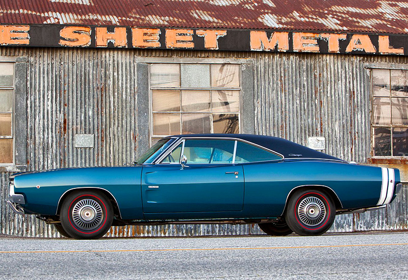 1968 Dodge Charger R/T 426 Hemi - specs, photo, price, rating