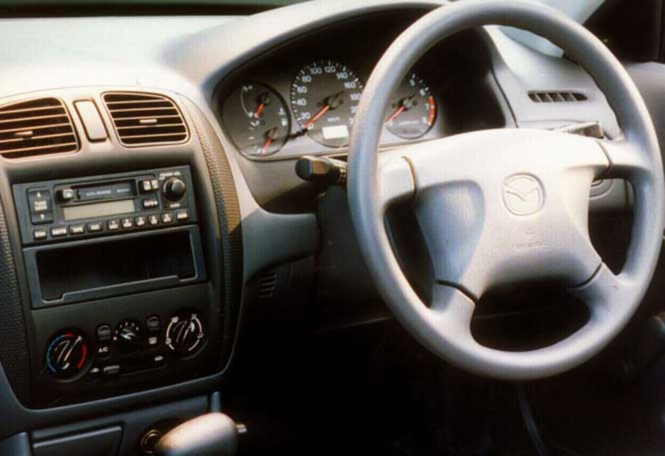 Used Mazda 323 review: 1994-1998 | CarsGuide