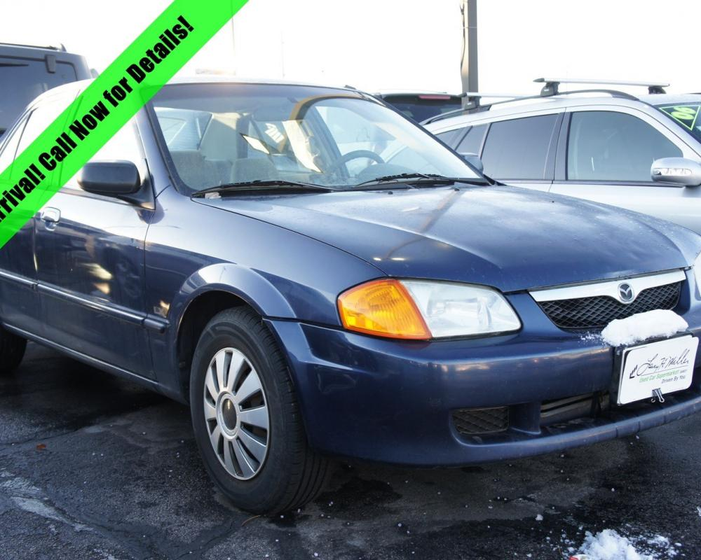 Pre-Owned 2000 Mazda Protege DX 4dr Car in Sandy #B5042A2 ...