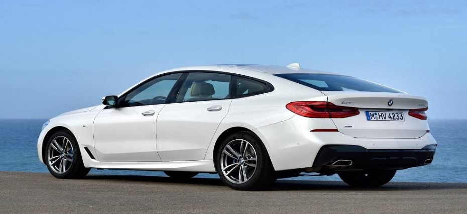 First-ever BMW 6 Series Gran Turismo Now Available in Diesel ...