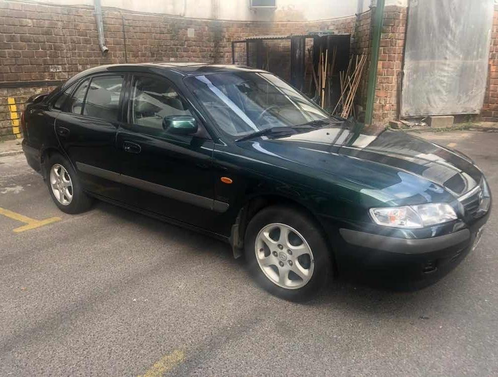Mazda 626 2.0 Glx At 2001 - $ 310.000 en Mercado Libre