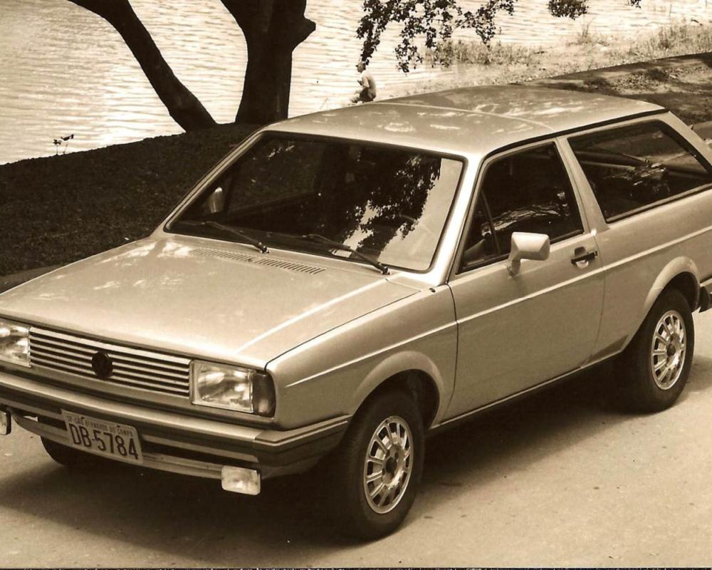 Volkswagen Parati 1.8 1983 | Auto images and Specification