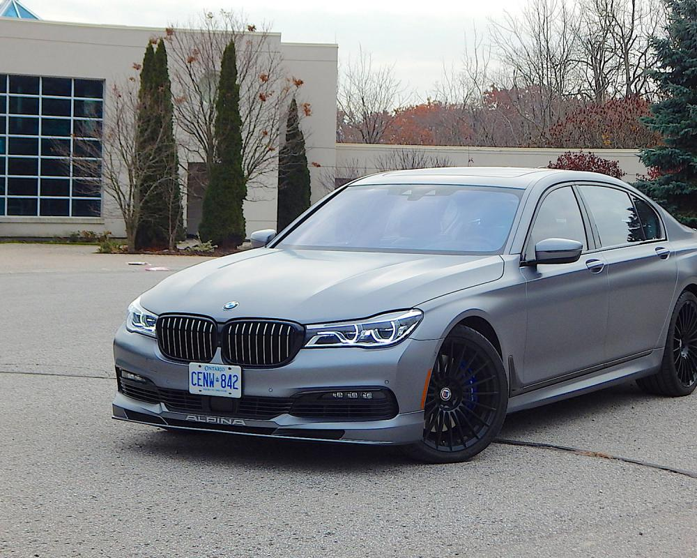 Car Review: 2019 BMW Alpina B7 Exclusive Edition | Driving