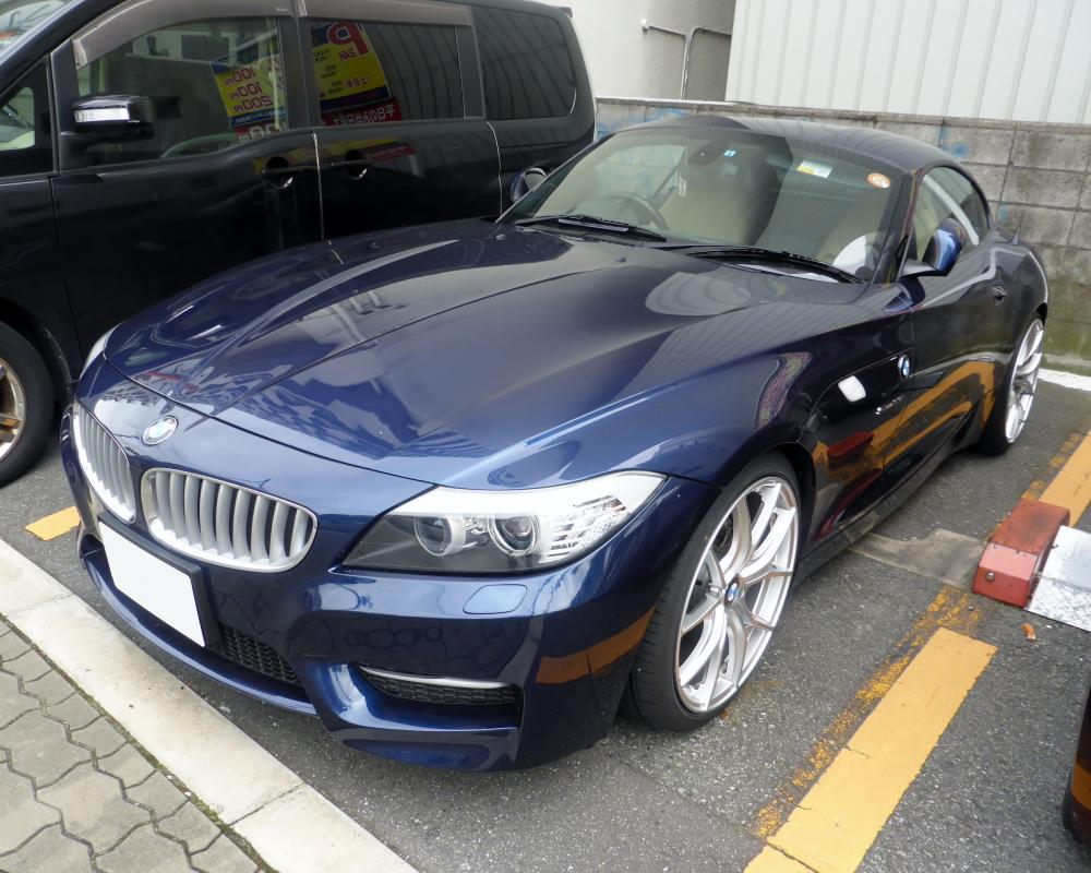 File:BMW Z4 sDrive23i (E89) front.JPG - Wikimedia Commons